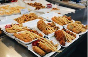 Lipides - fast food - acides gras saturés