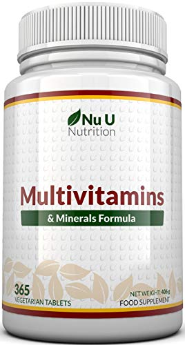 Photo de multivitamins-minerals-de-nu-u-nutrition