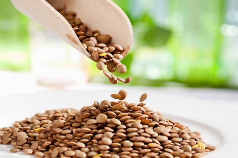 Lentilles_Aliment-Vegan-Protéiné-Musculation