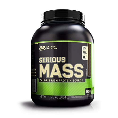 Photo de serious-mass-gainer-prise-de-masse