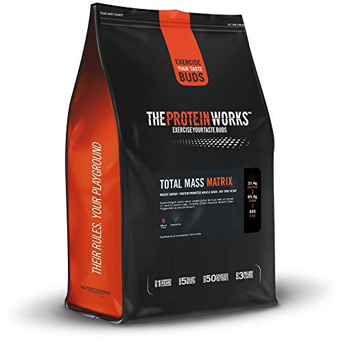 Photo de total-mass-matrix-the-protein-works